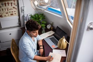 COVID-19: Learning to Love Telecommuting