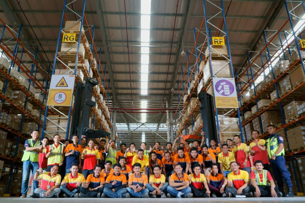 PT DHL Supply Chain Indonesia Great Place to Work-Certified