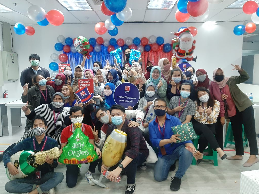 Teleperformance Indonesia Great Place to Work-Certified