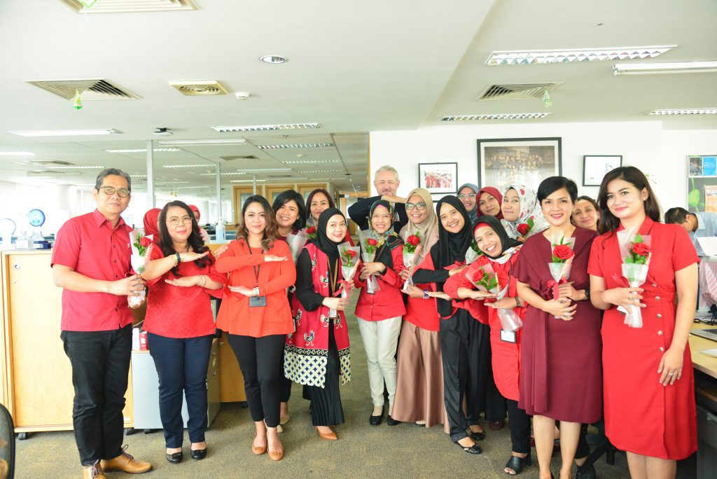 Ericsson Indonesia Great Place to Work Certified