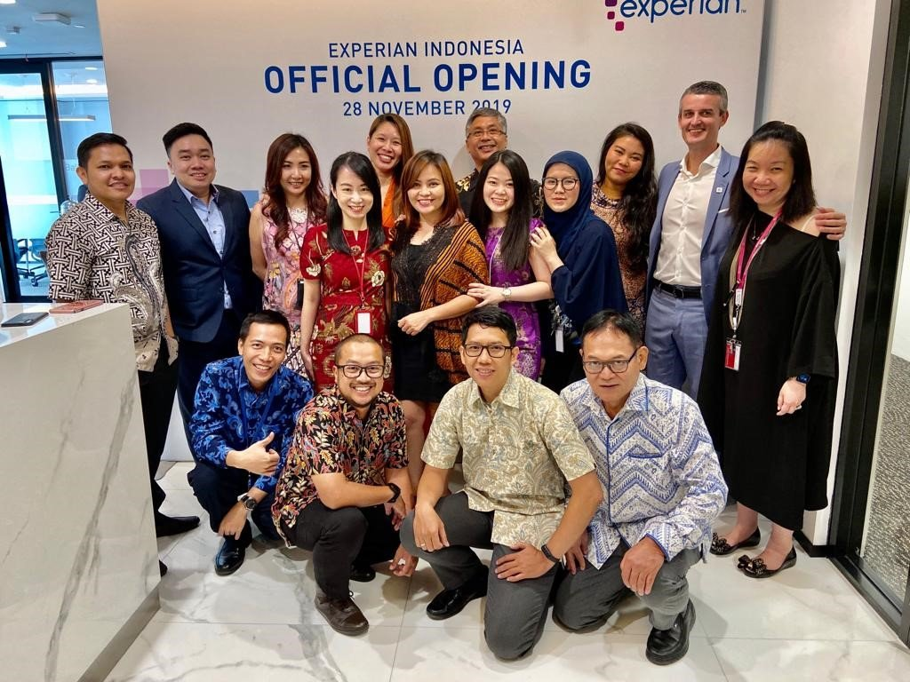 Experian Indonesia Great Place to Work Certified